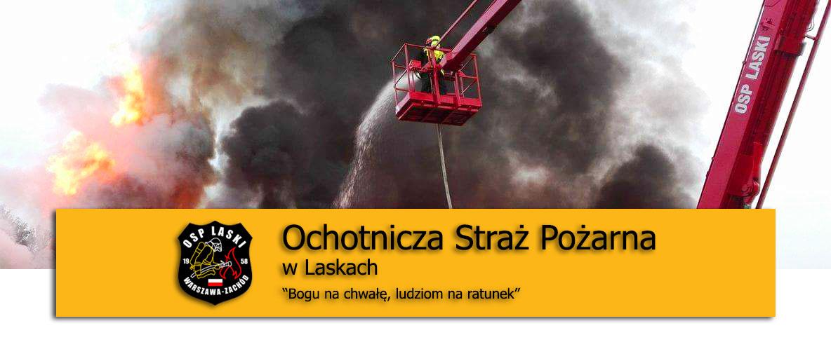 Ochotnicza Straż Pożarna w Laskach
